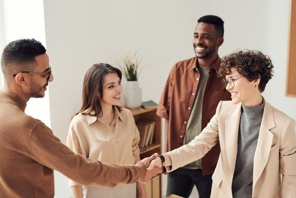 Importance of a Good Working Relationship with Colleagues