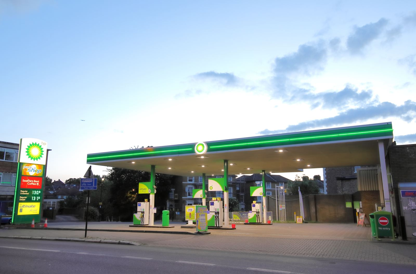 BP Fuel Card Locations