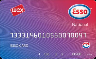 Esso card esso fuel card fuelmate reheart Choice Image