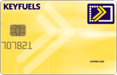 Keyfuels fuel card